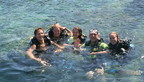 Discover Scuba Diving in Grand Cayman